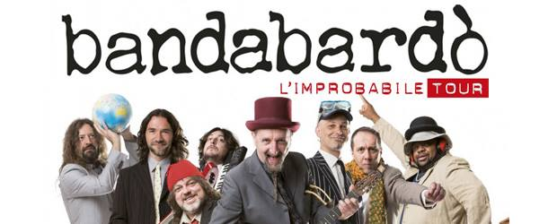 bandabardo l improbabile tour demode club modugno