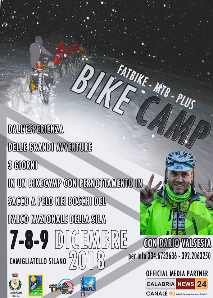Bike Camp Sila 2018