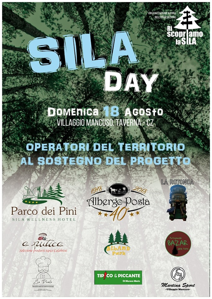 Sila Day - 18 Agosto - Villaggio...