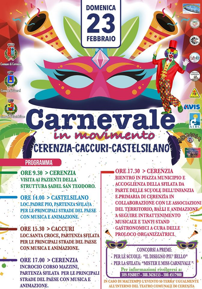 Carnevale in Movimento