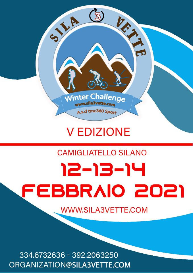 Sila 3 Vette Winter Race 2021 aprono...
